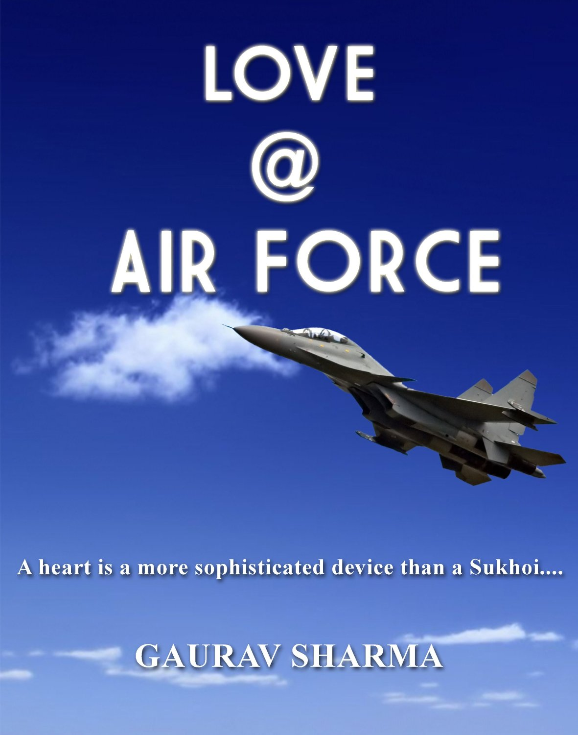 Cover Photo of Love @ Air Force by Gaurav Sharma